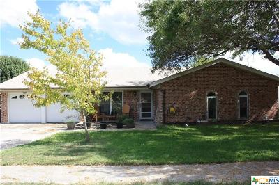 Copperas Cove Single Family Home For Sale: 707 Allen Street