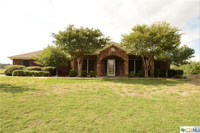 Copperas Cove Single Family Home For Sale: 3231 Logsdon Street