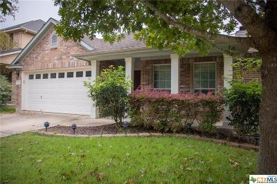 Schertz Single Family Home For Sale: 516 Thoreau Trail