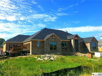 Nolanville Single Family Home For Sale: 1020 Bella Vita