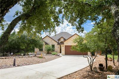 Wimberley Single Family Home For Sale: 5 Crooked Arrow