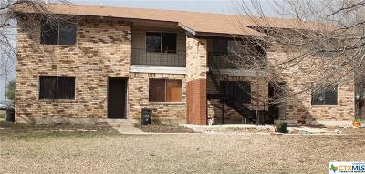 Harker Heights Rental For Rent: 1102 Harley #C