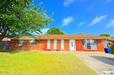Copperas Cove Single Family Home For Sale: 810 S 23rd Street