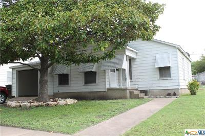 Bell County Single Family Home For Sale: 1707 S 9th Street