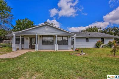 Gatesville Single Family Home For Sale: 2211 W Us Highway 84