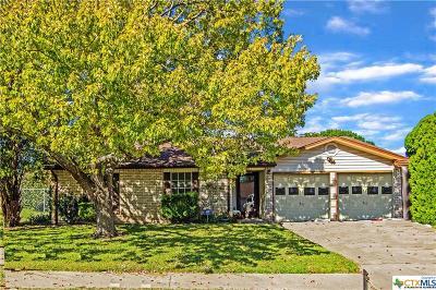 Killeen Single Family Home For Sale: 2101 Eisenhower Drive
