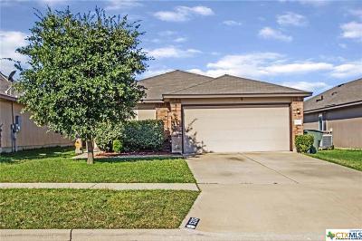 Killeen Single Family Home For Sale: 5215 Lions Gate Lane