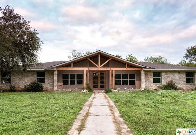 New Braunfels Single Family Home For Sale: 1440 Flaming Oak