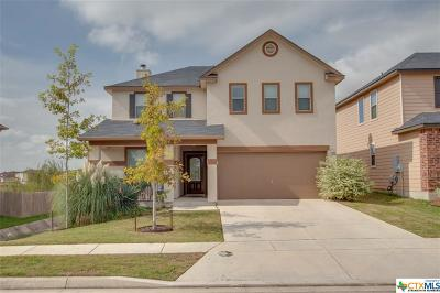 New Braunfels Single Family Home For Sale: 3826 Legend Hill
