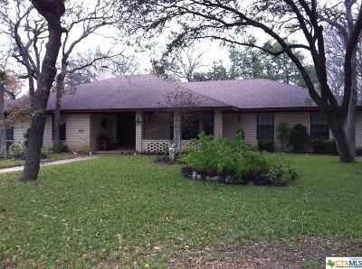 Harker Heights Single Family Home For Sale: 1911 Puma Circle