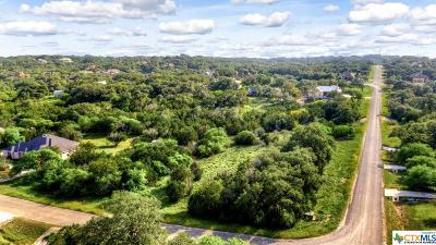 New Braunfels Residential Lots & Land For Sale: 100 Falling Hills