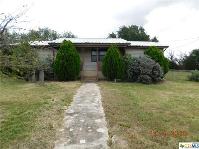 Lampasas Single Family Home For Sale: 6166 County Road 3010