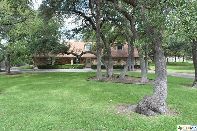 Harker Heights Single Family Home For Sale: 111 Mountain Lion