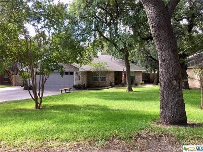 Belton TX Single Family Home For Sale: $210,000