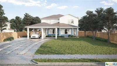 Austin Single Family Home For Sale: 1119 Walton #A