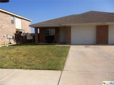 Killeen Multi Family Home For Sale: 2705 Vernice Loop