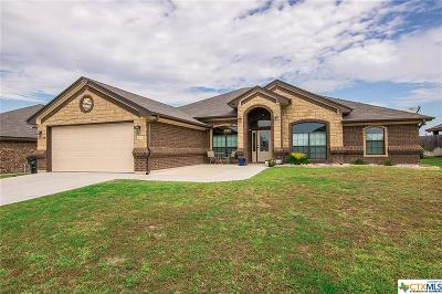 Killeen TX Single Family Home For Sale: $263,500