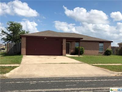 Killeen Single Family Home For Sale: 4002 Sand Dollar