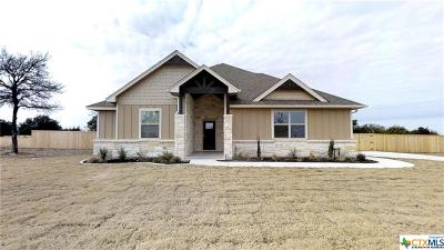 Copperas Cove Single Family Home For Sale: 212 Skyline