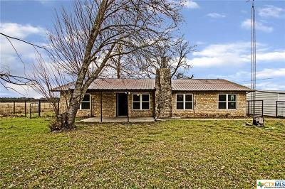 Lampasas Single Family Home For Sale: 298 E County Road 3066
