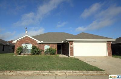 Killeen Single Family Home For Sale: 4211 Rosebelle Avenue