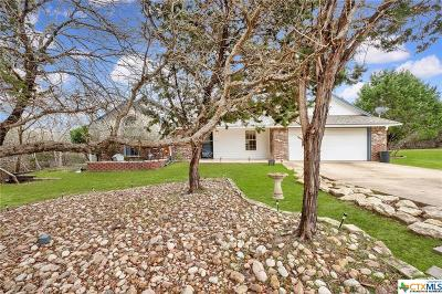 Temple Single Family Home For Sale: 16265 Charlya Drive