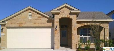 Belton TX Single Family Home For Sale: $175,000