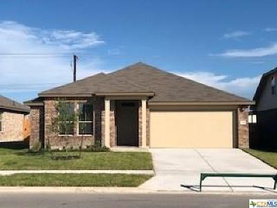 Killeen Single Family Home For Sale: 1506 Gigante Drive