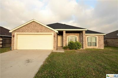 Copperas Cove Single Family Home For Sale: 2505 Merle Drive
