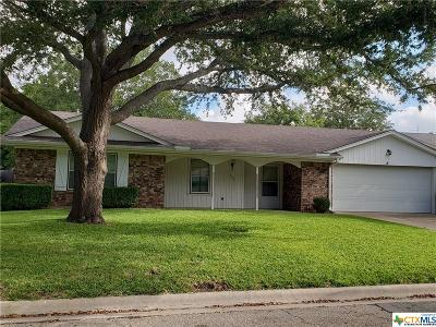 Temple Single Family Home For Sale: 2110 Madden Street