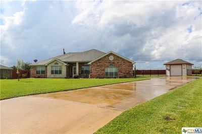 Killeen Single Family Home For Sale: 1029 Tumbleweed