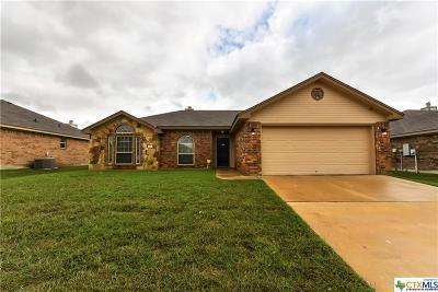 Killeen Single Family Home For Sale: 307 E Vega Lane