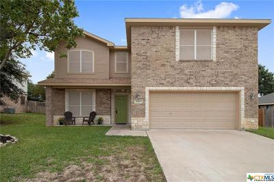 Killeen Single Family Home For Sale: 4811 Citrine