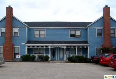 Killeen Multi Family Home For Sale: 3408 Victoria Circle
