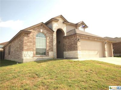 Killeen Single Family Home For Sale: 5719 Birmingham