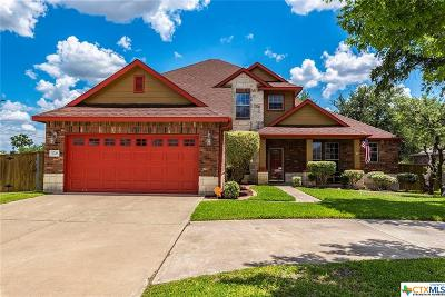 Killeen Single Family Home For Sale: 5706 Tumbled Stone Drive