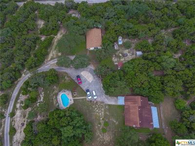 Comal County Single Family Home For Sale: 201 His Way