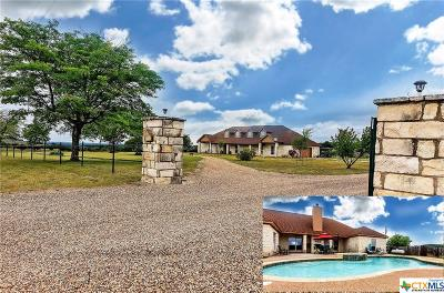 Coryell County Single Family Home For Sale: 4620 Fm 1783