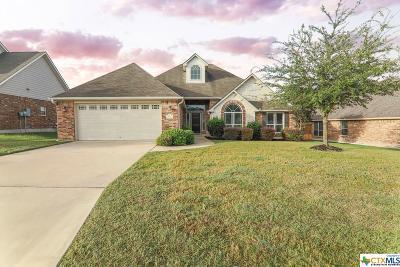 Nolanville Single Family Home For Sale: 3017 Bent Tree Drive