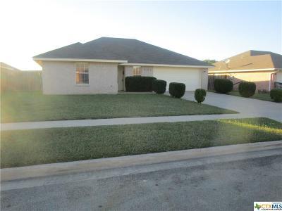 Killeen TX Single Family Home For Sale: $118,000