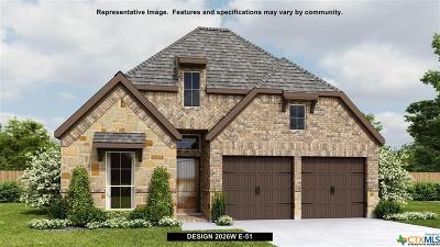 San Antonio Single Family Home For Sale: 12635 Hellas Ranch