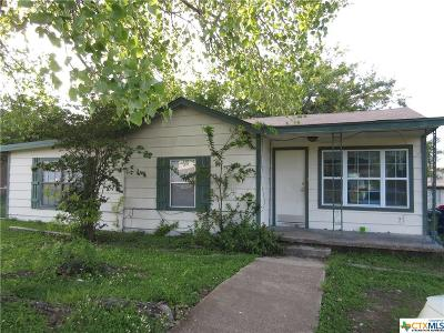 Copperas Cove Single Family Home For Sale: 605 Main St
