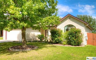 New Braunfels Single Family Home For Sale: 2223 Garden Sun Place