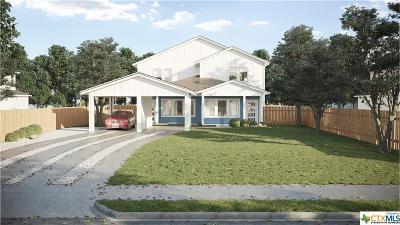 Austin Single Family Home For Sale: 1117 Walton #B