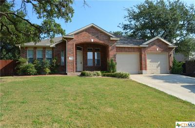 Harker Heights TX Single Family Home For Sale: $233,500
