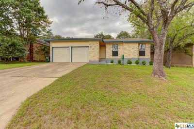 San Marcos Single Family Home For Sale: 1910 Ramona Circle
