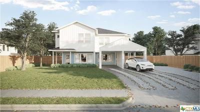 Austin Single Family Home For Sale: 1121 Walton #B
