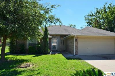 Gatesville Single Family Home For Sale: 3408 Imperial Drive