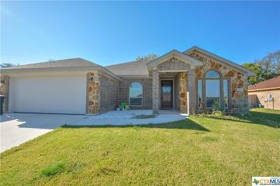 Killeen Single Family Home For Sale: 1402 Granex
