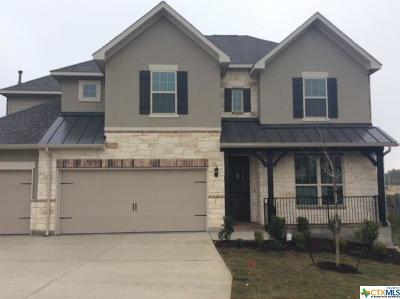 New Braunfels Single Family Home For Sale: 1098 Boulder Run